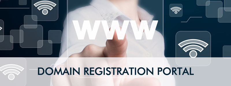 Domain Registration Portal